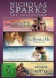 Nicholas Sparks - The Collection (exklusiv bei Amazon.de) [4 DVDs]