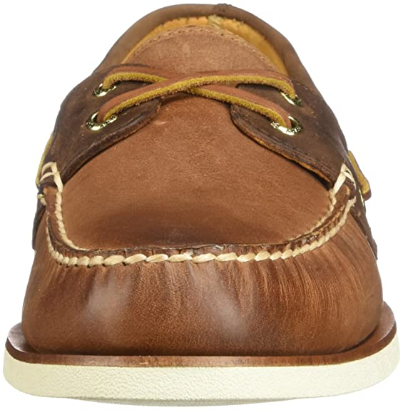 Eye Color Gold Náuticos EN AO Sperry 2 Marrón Roustab de Hombre xtCqAUOw