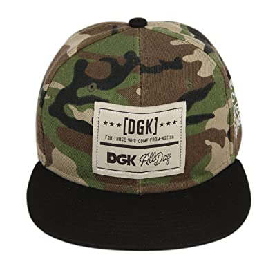 d40714db0e4 ILU Men s Camouflage Snapback Hiphop Cap Freesize  Amazon.in  Clothing    Accessories