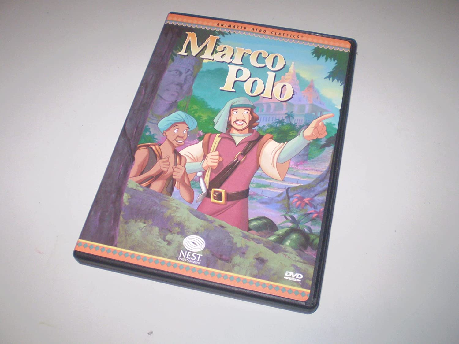 Marco Polo (Animated Hero Classics): Amazon.es: Cine y Series TV