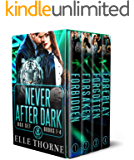 Shifters Forever Worlds Box Set: Never After Dark: The Boxed Set Books 1 - 4