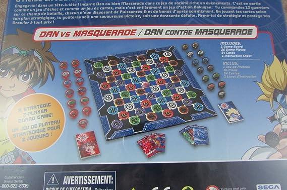 Bakugan Board Game Spin Master 6012492