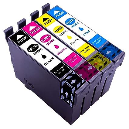 ESMOnline 4 Compatible. Cartuchos de Impresora XL para Epson ...