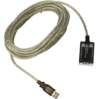 Professional Cable 16-Feet USB Repeater Cable Active USB A Extension Cable (USBX-16)