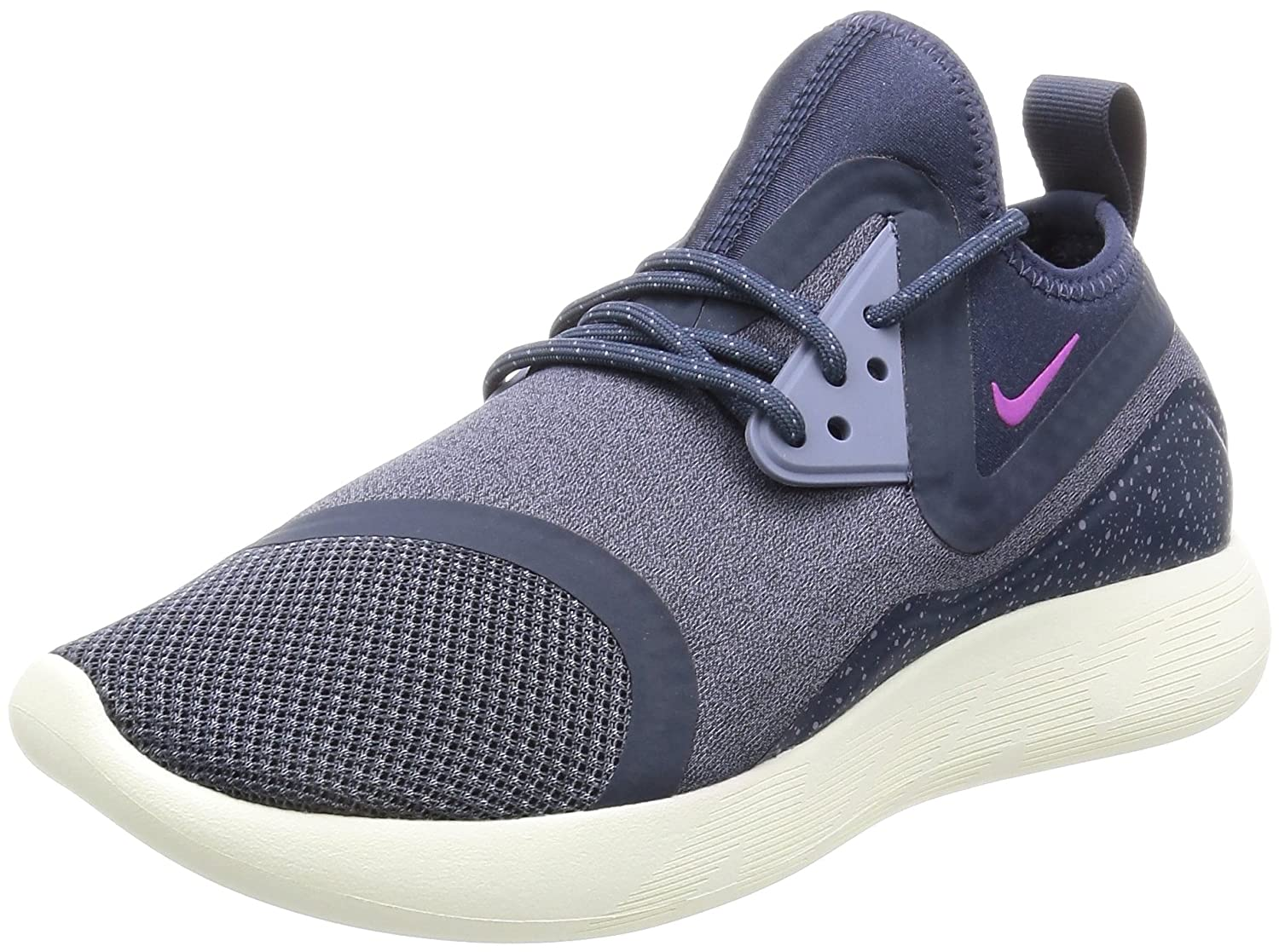 NIKE Lunarcharge Essential Womens Running Shoes B071VC8PDL 10 B(M) US|True Blue/Hyper Verde