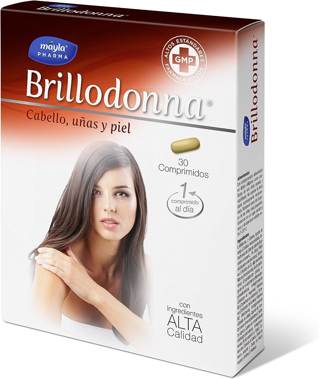 Brillodonna Complemento Alimenticio - 30 Cápsulas