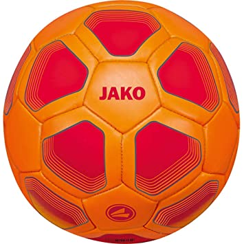JAKO Mini Balón de, Color Neonorange/Rot, tamaño 1: Amazon.es ...