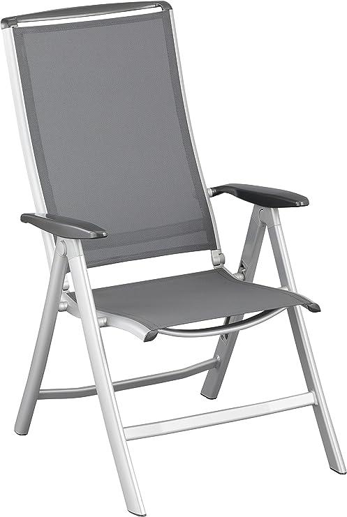 Kettler Advantage Liane Chaise de jardin, fauteuil à dossier ...