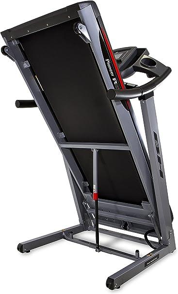 BH Fitness Pioneer R5 Alfombra de Carreras Negro: Amazon.es ...