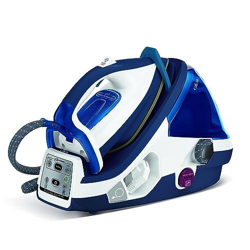 Calor GV8962C0 Centrale Vapeur Haute Pression Pro Express Control Plus 6,5 bars Effet Pressing jusqu'à 430g/min 3 Réglages Automatiques 2400W Générateur Repassage Bleu