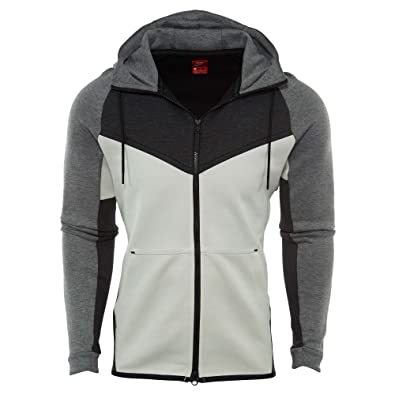 best website e8067 1fdaa Amazon.com  Nike Tech Fleece Colorblocked Windrunner Mens Style  885904-032  Size  M  NIKE  Shoes