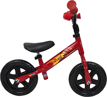DENVER BIKE 16512_Red Ride on Pedal Disney Cars, Multi Color: Amazon.es: Juguetes y juegos