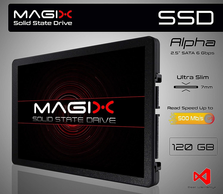 SSD MAGIX Alpha 2.5 SATA up to 500Mb//s Internal 240 GB