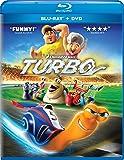 Turbo (Blu-ray/DVD Combo Pack)
