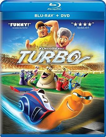Turbo (2 Blu-Ray) [Edizione: Stati Uniti] [Reino Unido