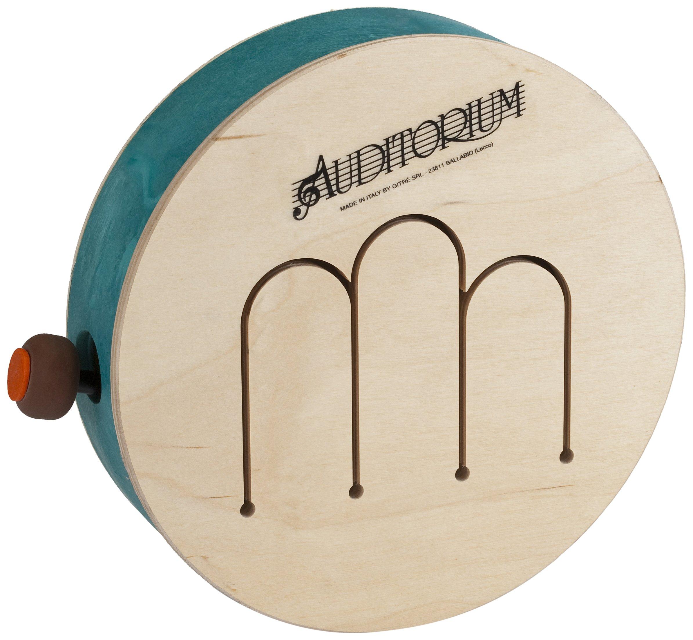 GITRE' SRL Auditorium 747/R 23.4 x 23.2 x 6 cm Tambourine Wood