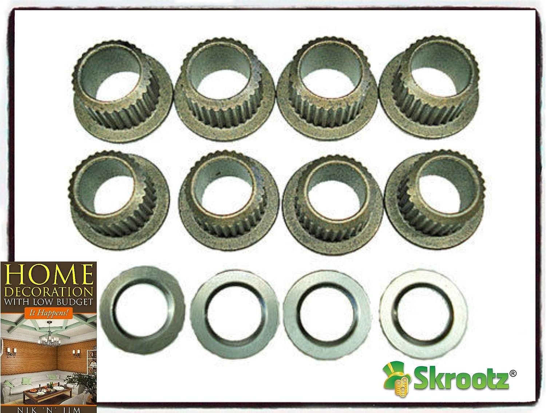 95 96 97 98 99 00 01 02 03 04 Chevy S10 /& GMC S15 door hinge pins pin kit
