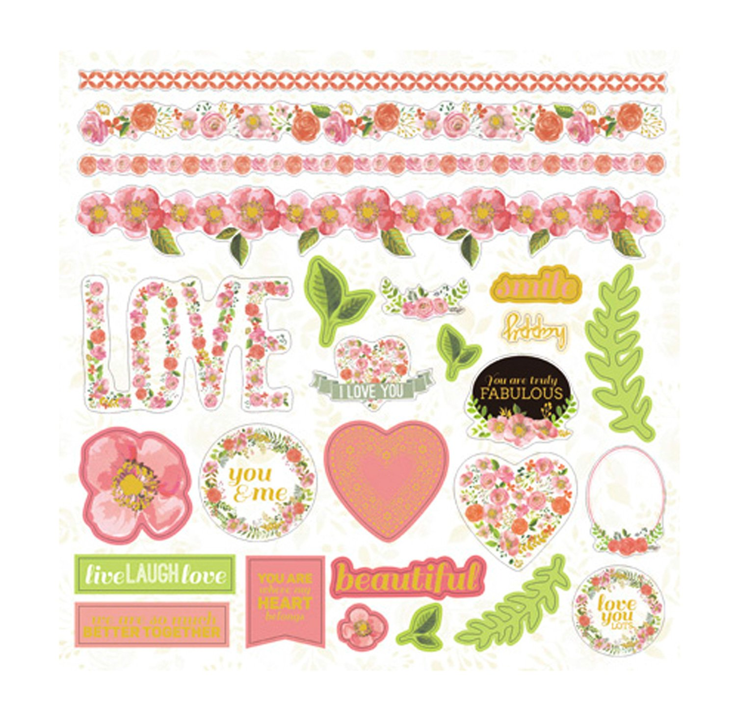 Amazon.com: Ursus Roses 41130099 °F Paper Pack 12
