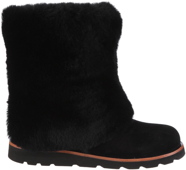 857b3538cb8 Amazon.com | UGG Australia Women's Maylin Boots, Black, 12 US | Boots