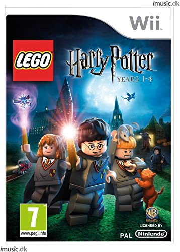 Lego Harry Potter: Episodes 1-4 (Wii) [Importación inglesa ...