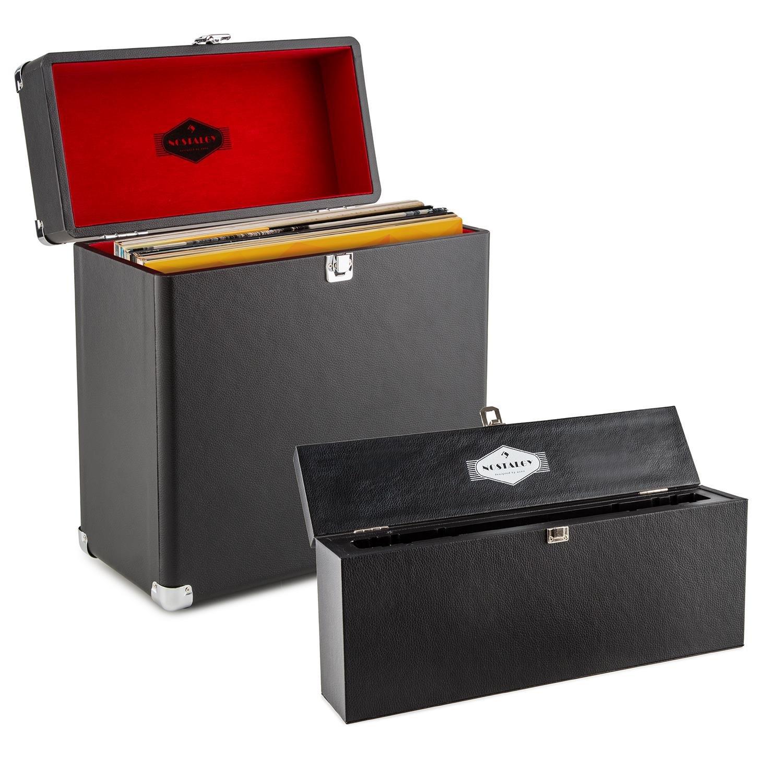 auna Vinyl Collector Kit máquina Limpieza y Maleta de ...