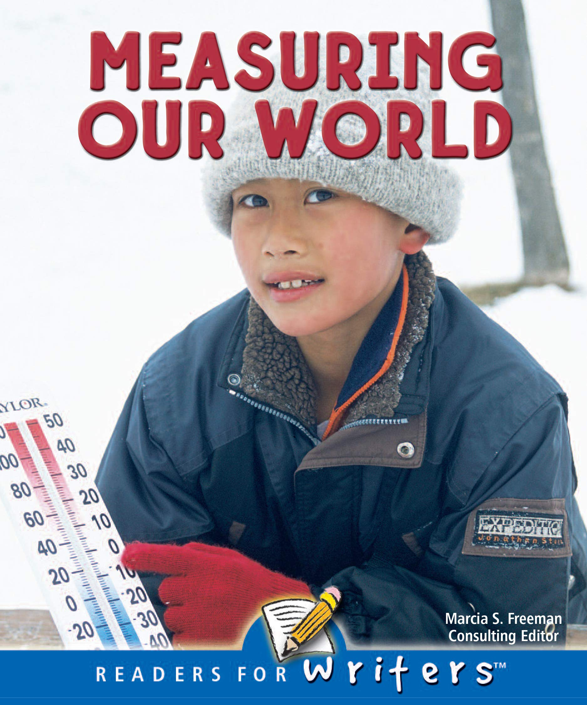 Read Online Measuring Our World (Readers For Writers - Fluent) ebook