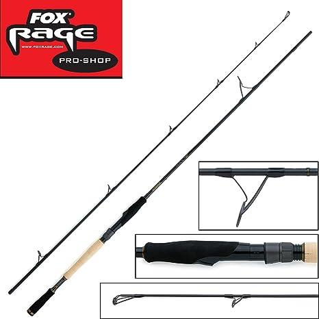 Fox Rage Terminator Pro Big Bait Spin 240 cm 40 – 160 g caña de ...