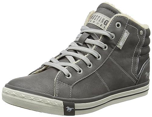 Mustang Neue Mode Sneakers Weiß Schuhe Für Herren