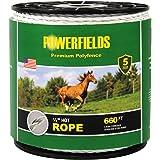 Powerfields EWHR-660 Hot Rope, 660-Feet, White