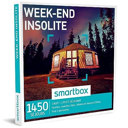 Smart box nuit insolite