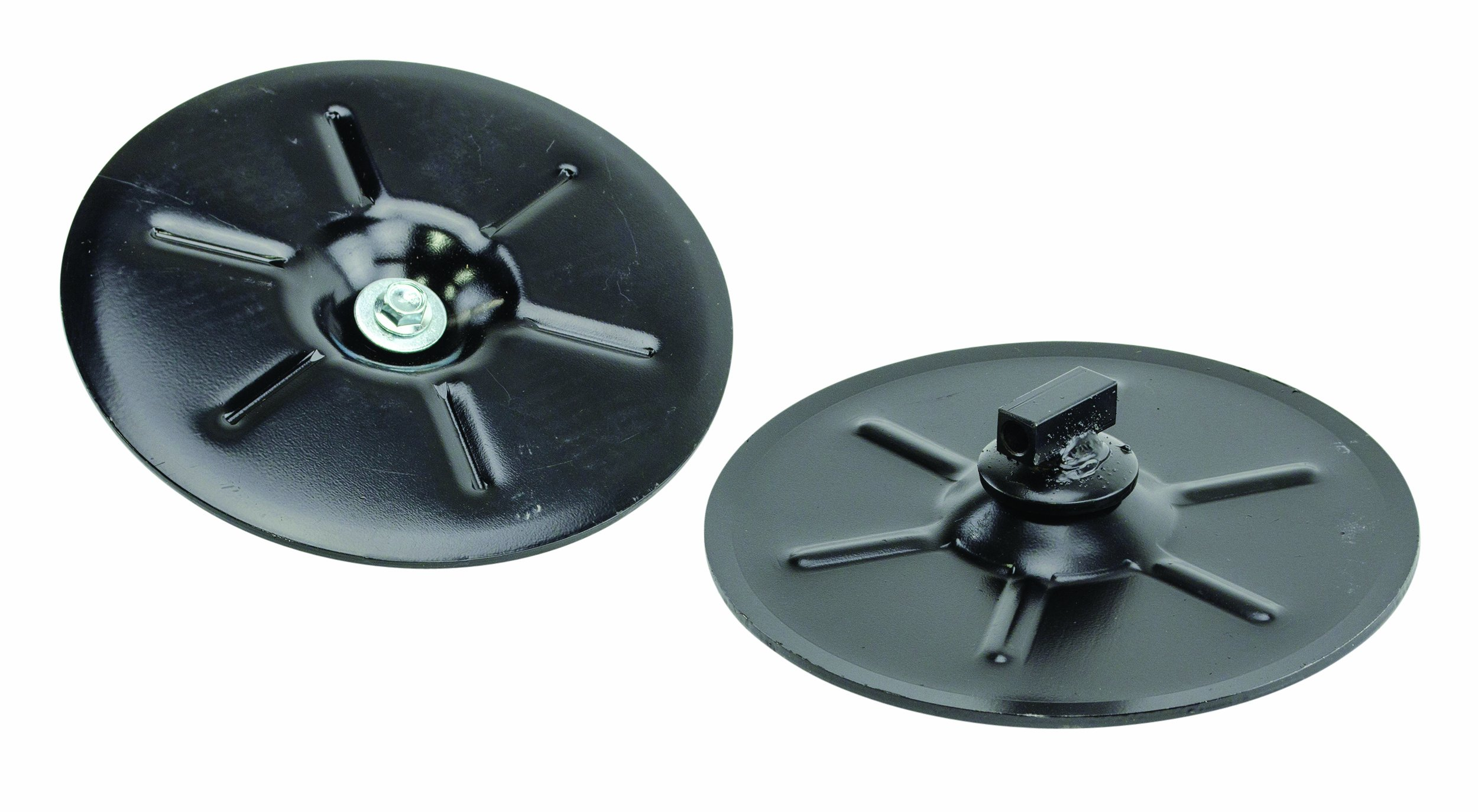 Lippert 314667 Landing Gear Foot Pad 9'' Round by Lippert Components