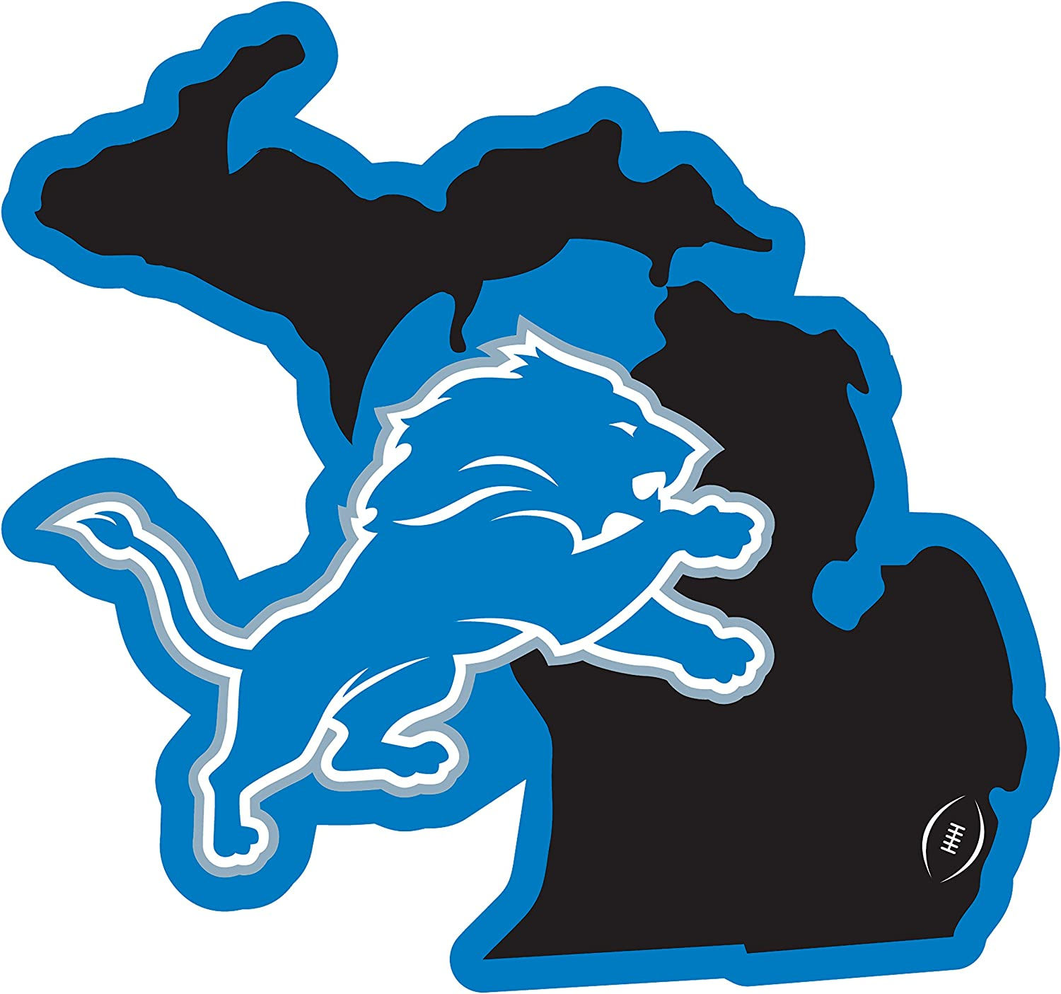 NFL Home State 11 Inch Magnet