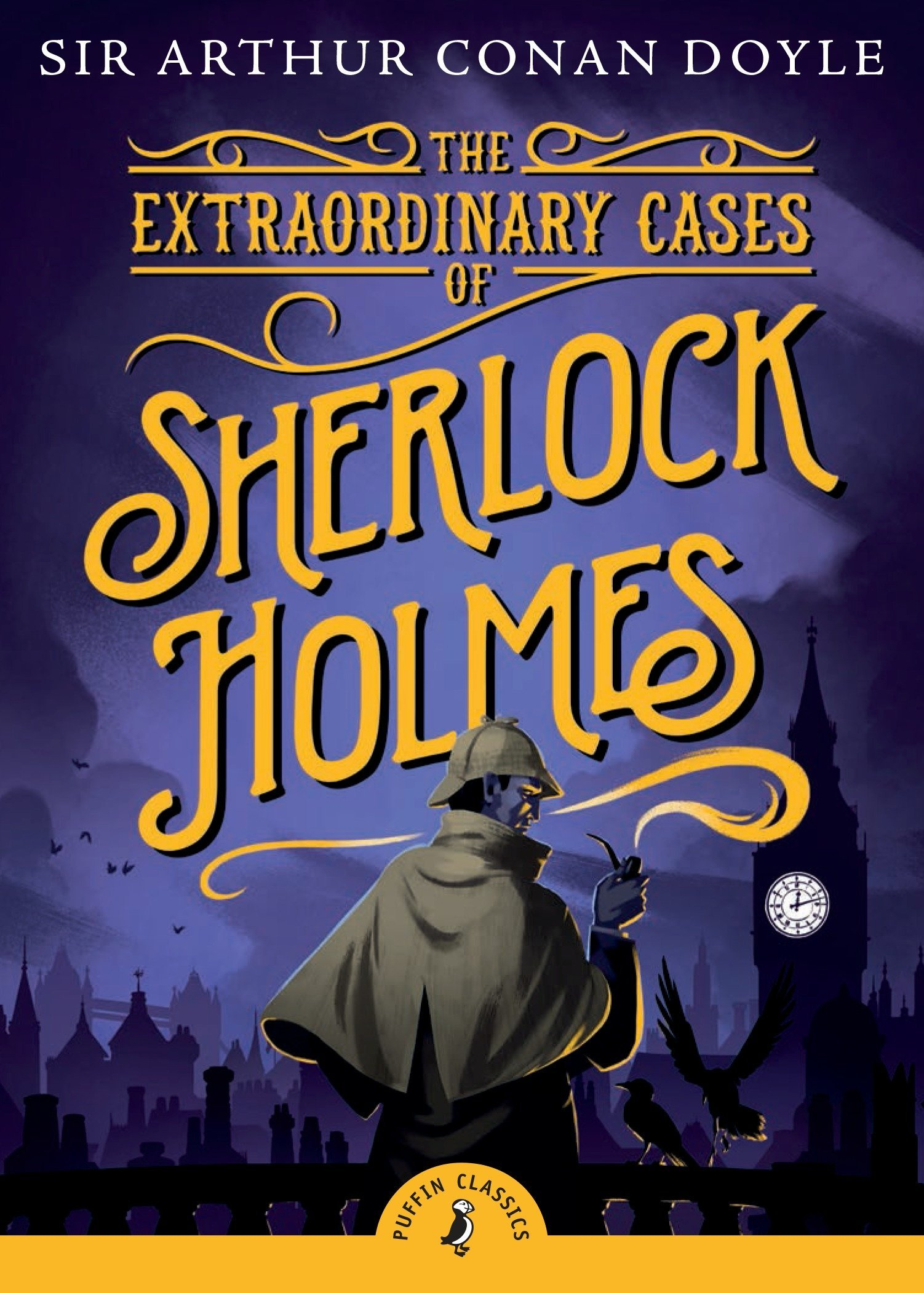 Download The Extraordinary Cases of Sherlock Holmes (Puffin Classics) PDF