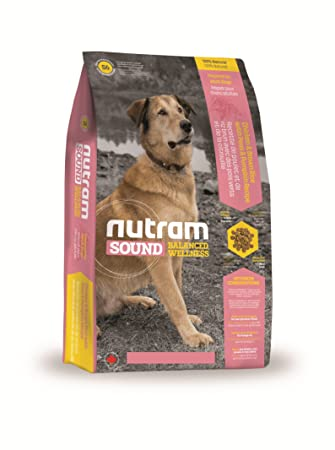 Nutram Dog Food Adult Chicken And Brown Rice With Peas And Pumpkin