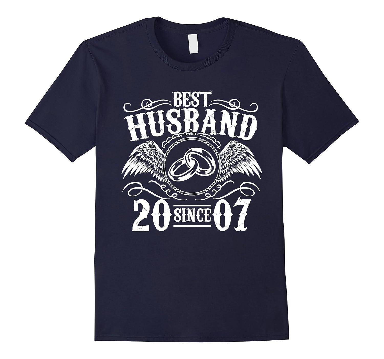 Great T-Shirt For Husband. 10th Wedding Anniversary Gift .-FL