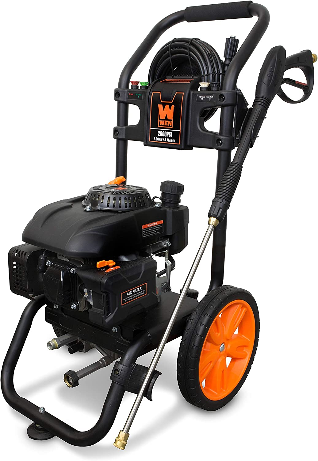 WEN PW2800 Gas-Powered Pressure Washer