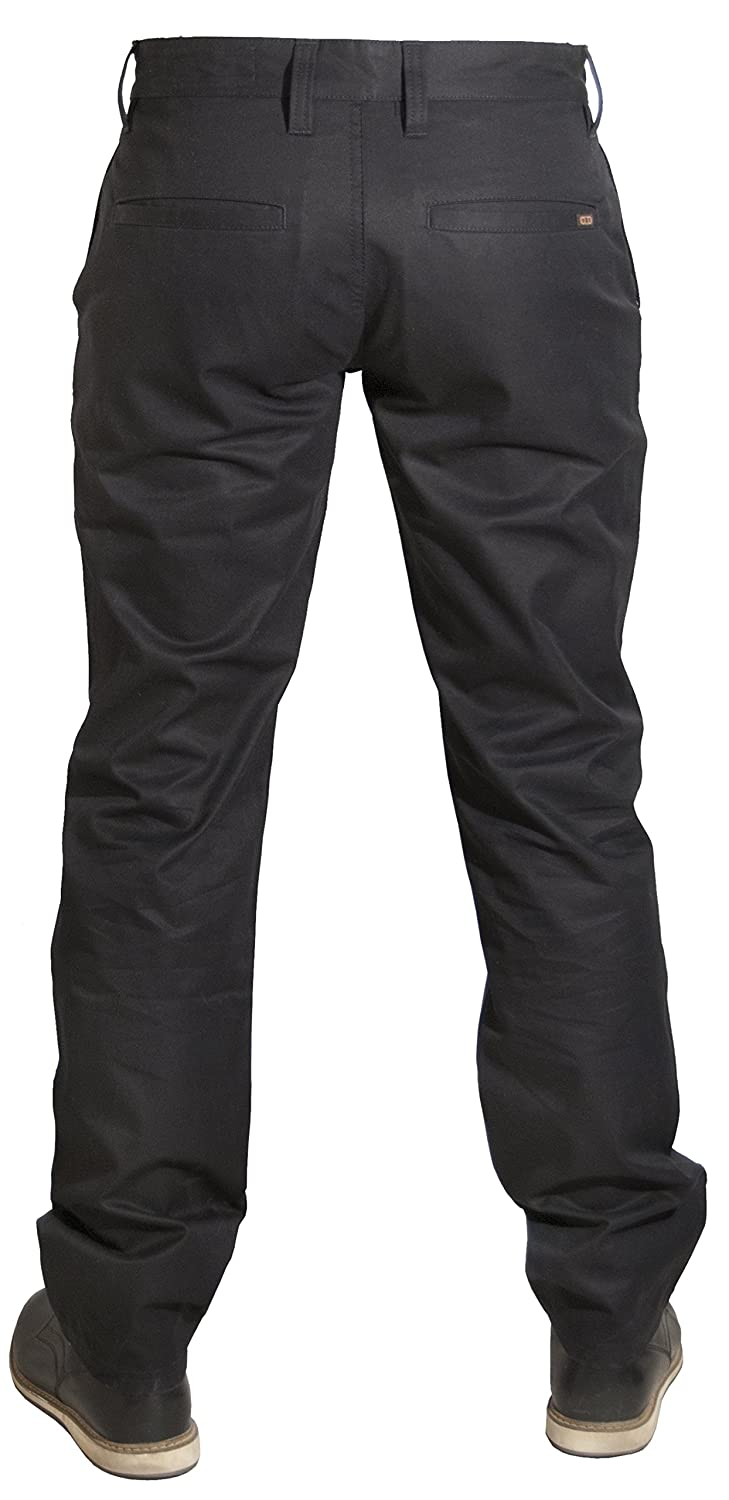 Black W32//L36 Dunderdon Snickers DW10136810003236P13 Chinos