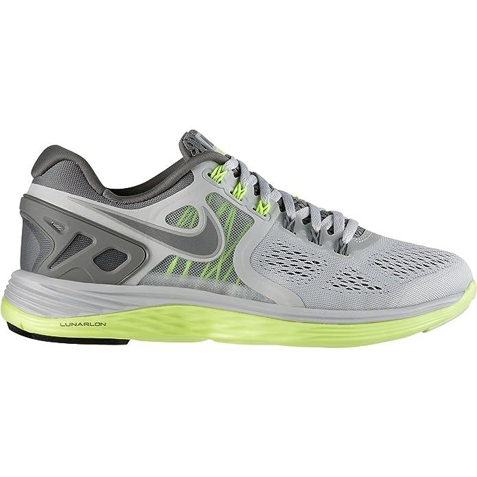 sports shoes f8827 8261a Amazon.com | Nike Womens Lunareclipse 4 Running Lt Base Grey ...