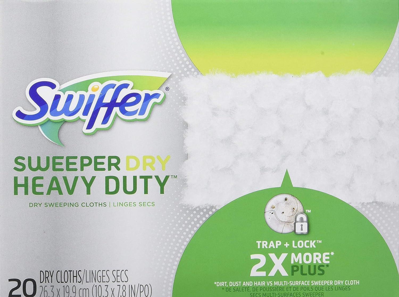Sweeper Dry Pad Hd 10pk PROCTER /& GAMBLE INC