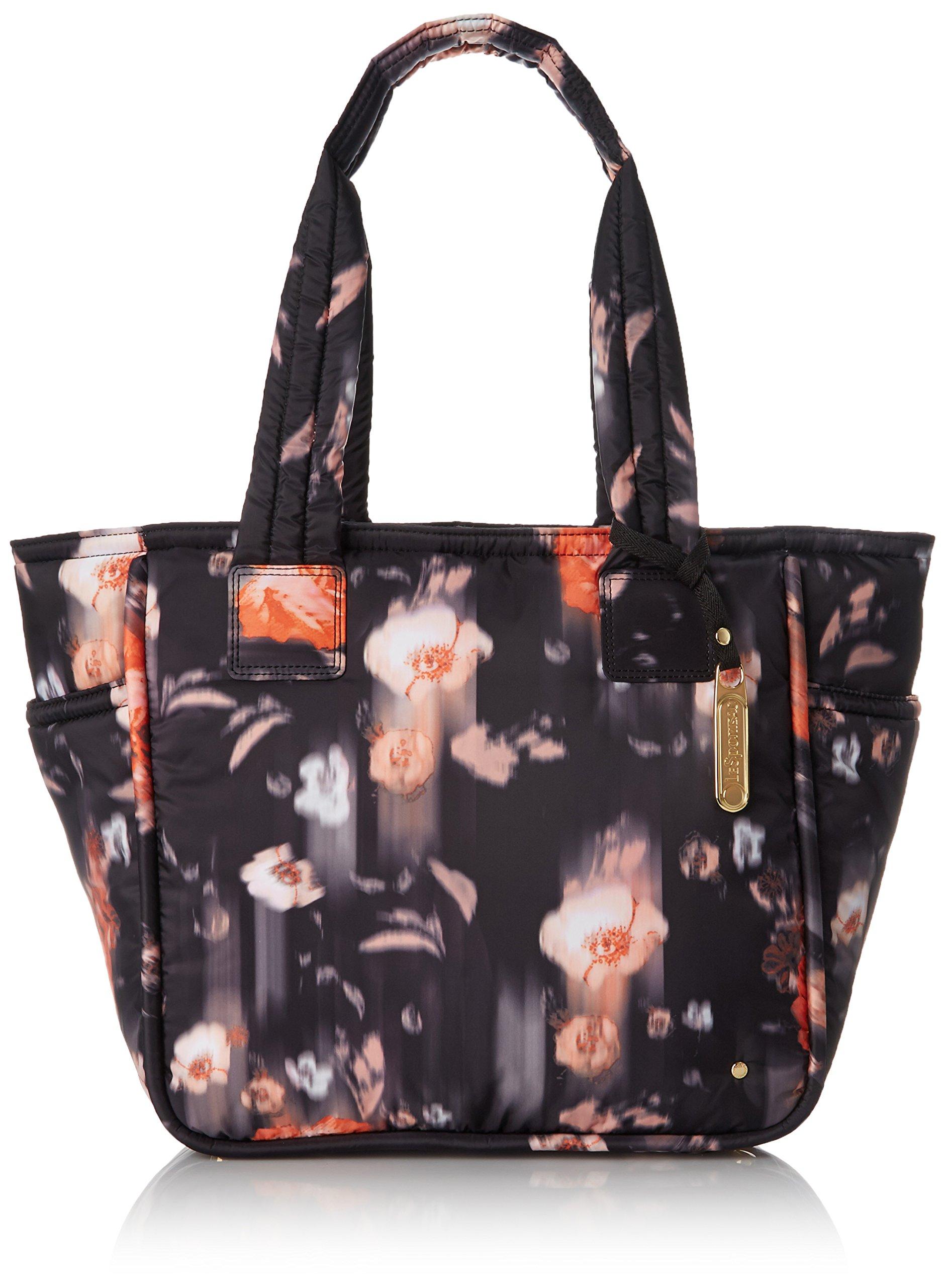 LeSportsac Signature Claudia Tote Bag, Damask Rose, One Size by LeSportsac