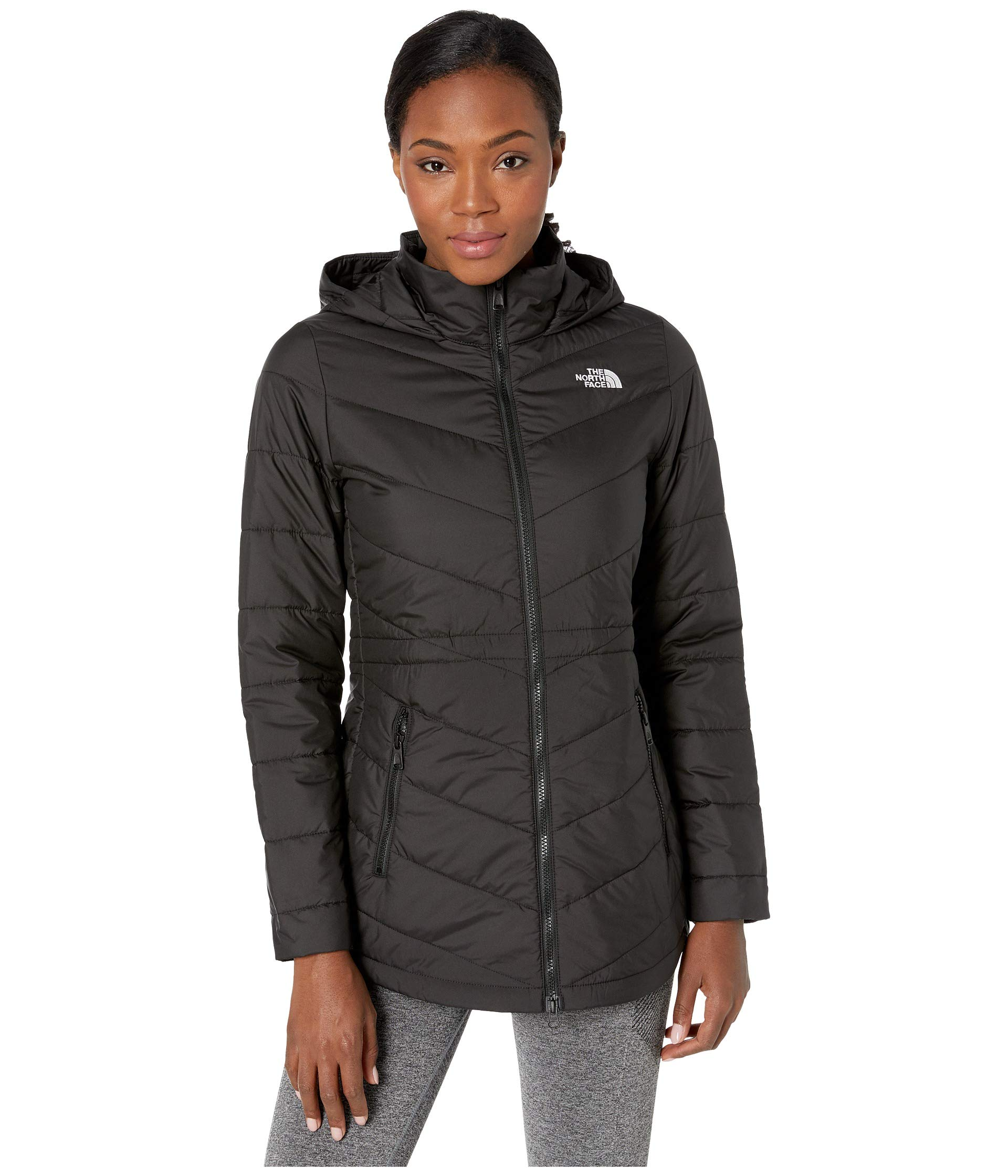 The North Face Women's Junction Parka, TNF Black, XL by The North Face