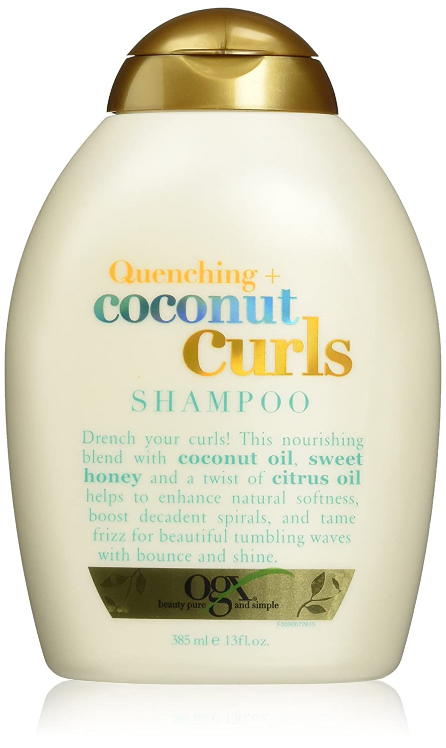 Buy Organix Quenching Coconut Curls Shampoo 385 Ml Online At Low Prices In India Amazon In