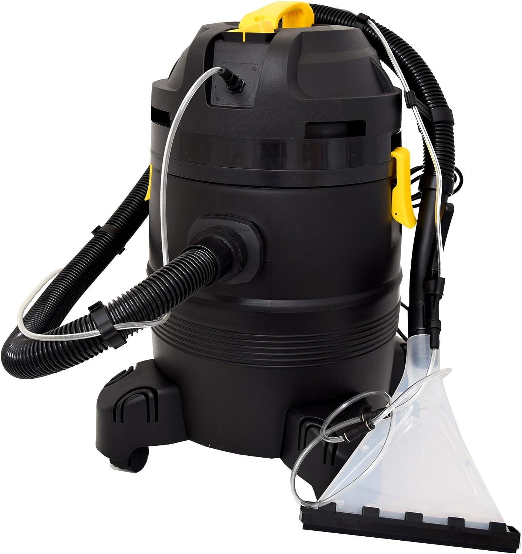 Syntrox Germany WS-1400W-35 - Aspirador con pulverizador, limpiador de alfombras, champú: Amazon.es: Hogar