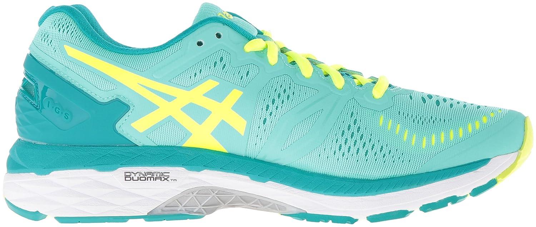 ASICS Women's Gel-Kayano 23 Running US|Cockatoo/Safety Shoe B017USY2BM 6 B(M) US|Cockatoo/Safety Running Yellow/Lapis 4b4d56