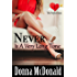 Never Is A Very Long Time (The Perfect Date Book 1)