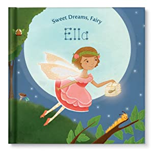 Fairy Tale Book, Bedtime Story Book, Personalized Book for Kids, Girls Birthday Gift