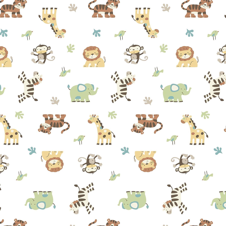 couverture bébé jungle Summer Infant Etape 3 Swaddle Me Couverture Bébé 100% Coton  couverture bébé jungle