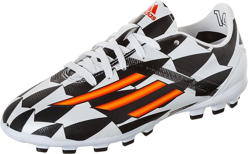 adidas F10 TRX AG WC - Zapatillas de fútbol para niños blanco ...