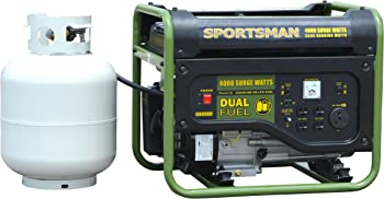 Sportsman Propane Fuel Powered Portable Generator