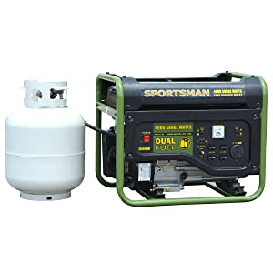 Sportsman generator reviews - GEN4000DF